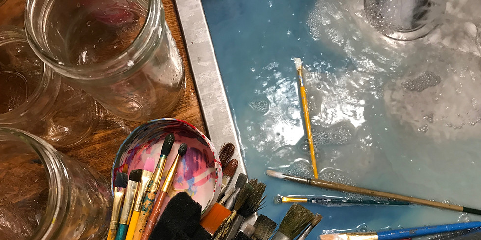 Studio Art: Introduction to Acrylic Painting AFP016