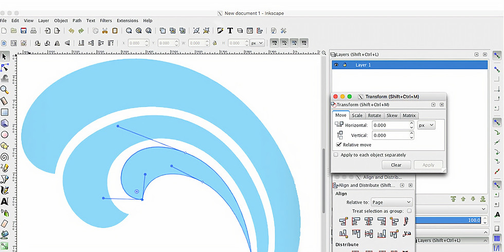Introduction to Inkscape