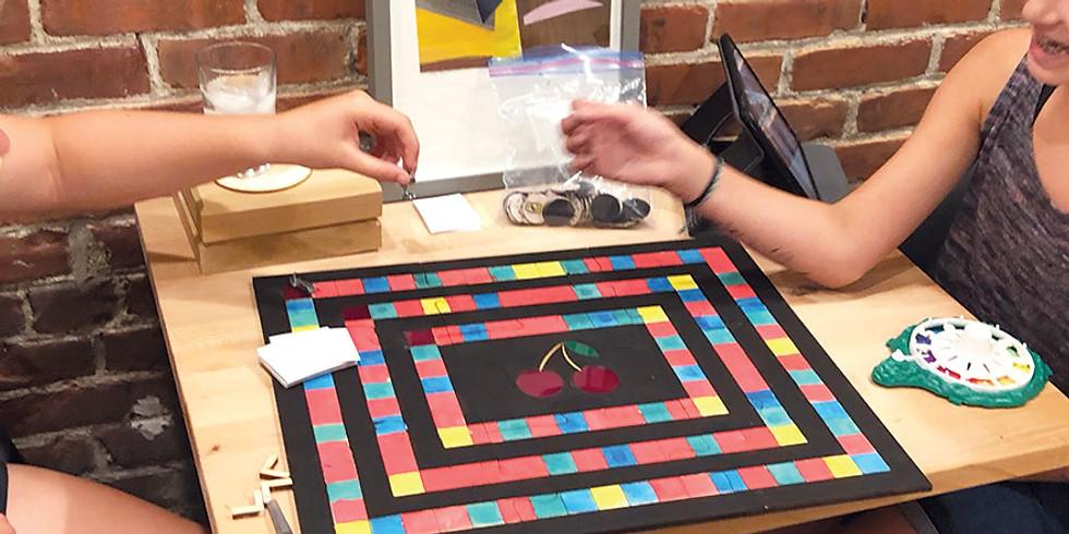 Game On! Board Game Design: FRIDAYS - YD
