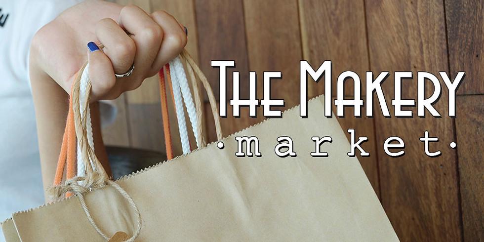 Makery Market Vendor Registration 2019
