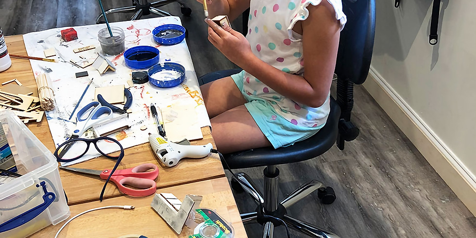 NEW! Junior Makers - Session 2