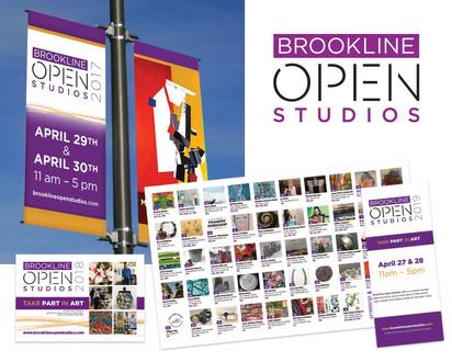 Brookline Open Studios