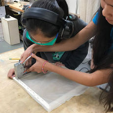 Silkscreening & Building