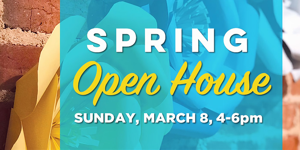 Spring Open House AFP0 ME0