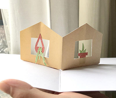 Pop Up Cards - Intro to Tabs