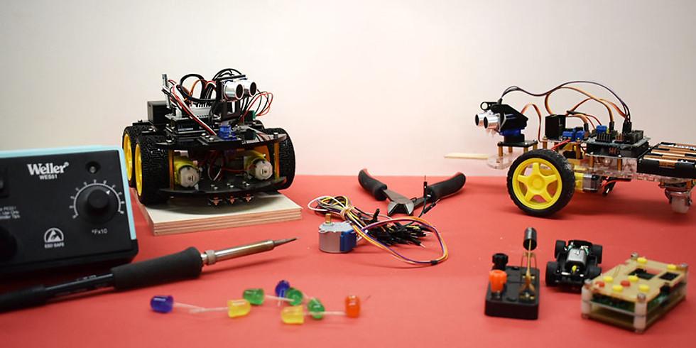 Machines, Motors, and Making: MONDAYS YS20-MMM