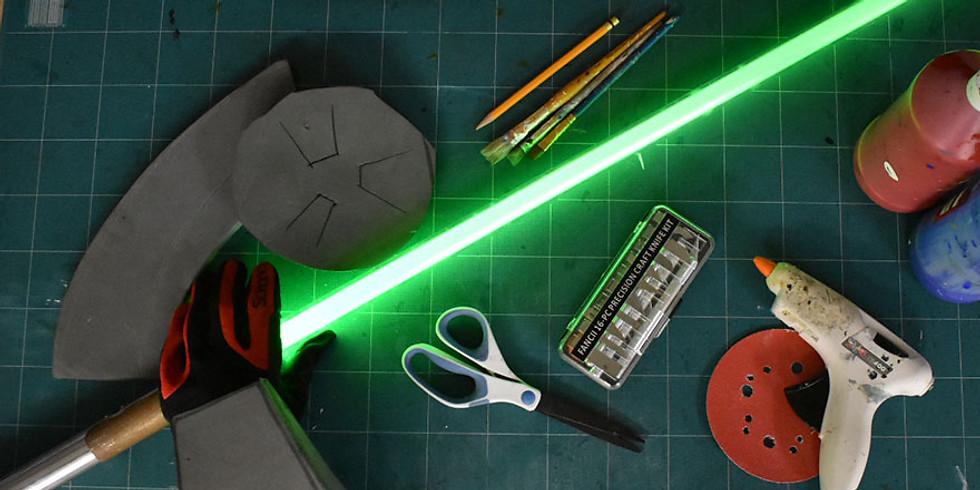 DIY Superhero: THURSDAYS YWP-DIY