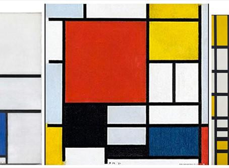Artist Study: Piet Mondrian