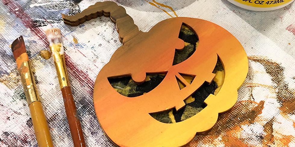 Halloween Themed Making and Creating Sundays