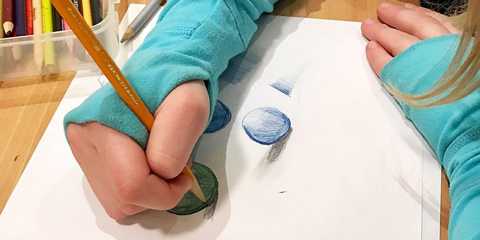 Junior Art Studio - Session 1