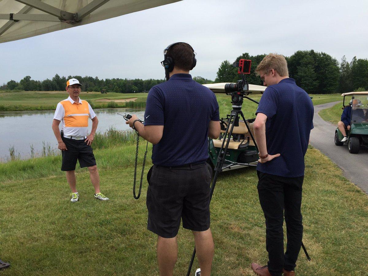 PRGolf2016 - Sobeys - AllanFoget Interview