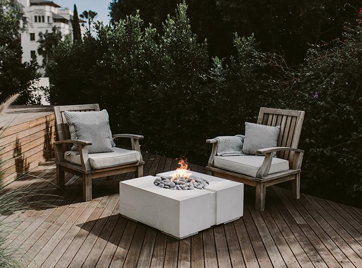 Brival Cedar Decks