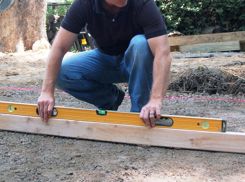 Ultimate-How-To-Paver-Patio_Checking-Lev