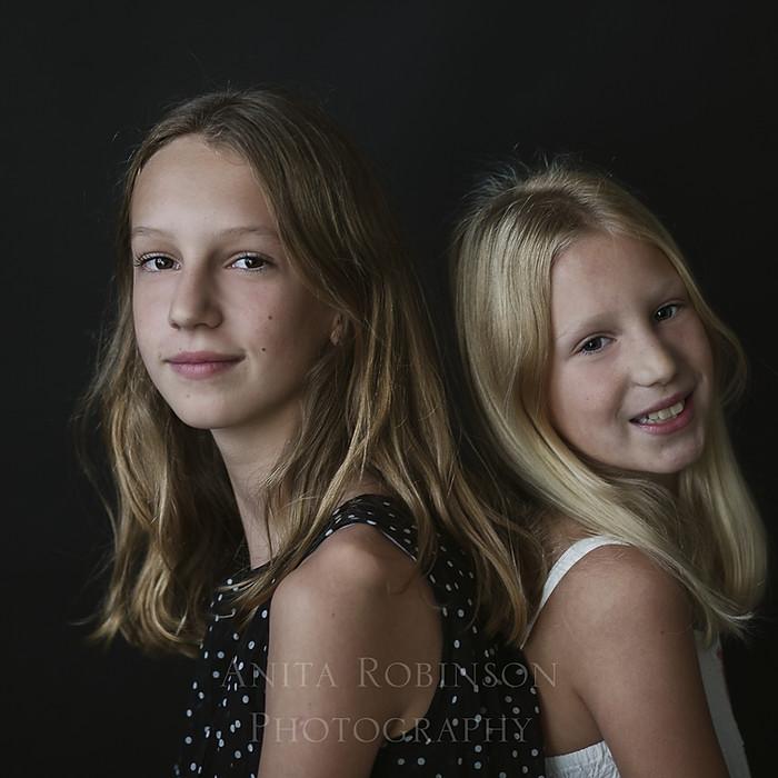 Katie & Allie