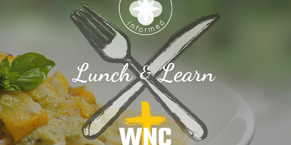 Men's Lunch & Learn- Registration Required