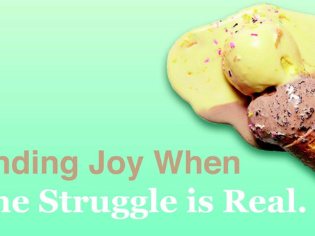 Experiencing Joy & Freedom