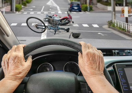 The Unexpected Consequence of Covid-19 on Senior Driving