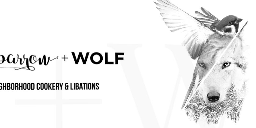 Sparrow + Wolf