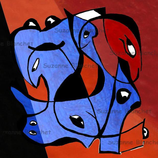 Rêves rouges Rêves bleus 1