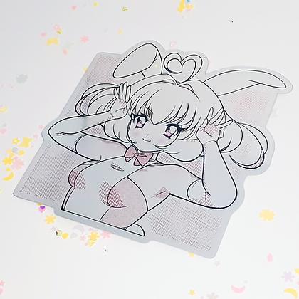 Yuu Bunny Sticker