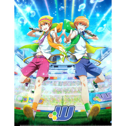 THE IDOLM@STER SideM W Clear File