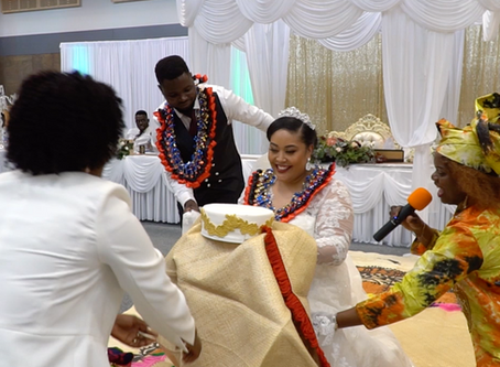 Is filming a multicultural wedding much different?