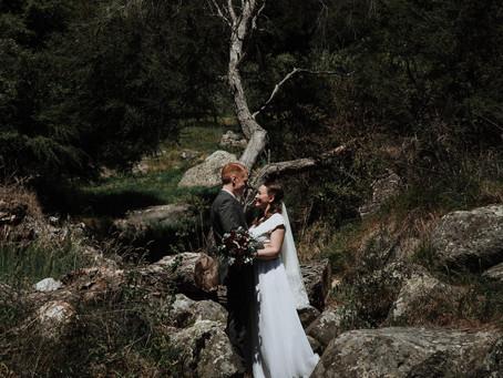 Sean + Jeanette // Manaaki Mai Elopment Christchurch
