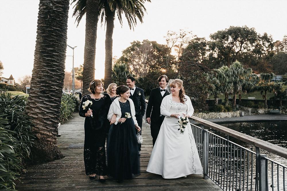 Victoria Lakes and Reserve Whanganui Wedding