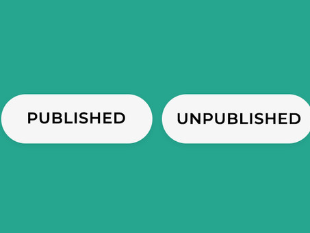Understanding Published and Unpublished parts