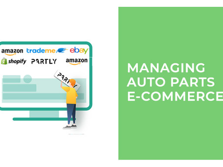 Managing Auto Parts E-Commerce on PartsPal