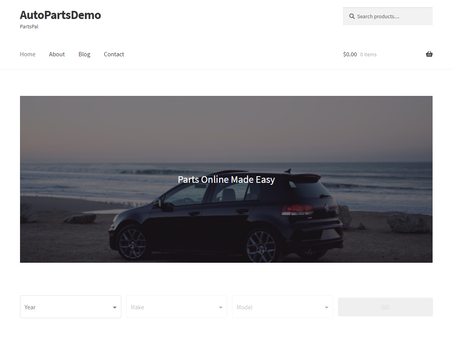 Adding Year Make Model to Wordpress for auto parts fitment