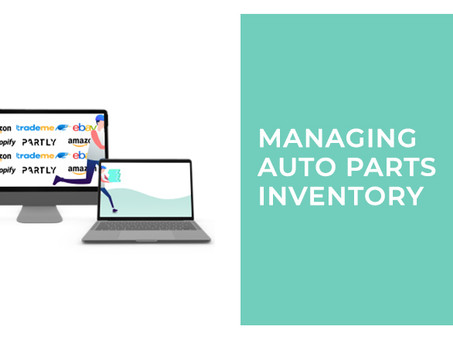 Managing Auto Parts Inventory on PartsPal