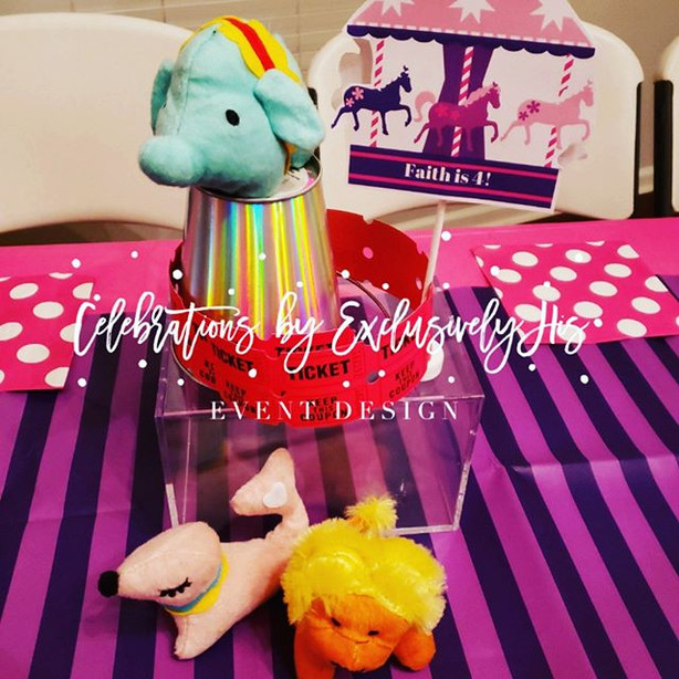 Cute Parties for kids!  We love to Celeb
