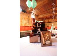 Gift Box Centerpieces
