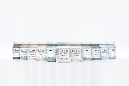 Fusion™ mineral paint: NEW colors