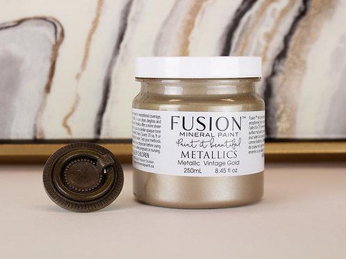 Fusion™ mineral paint: metallics