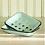 Thumbnail: enamelware soap dish