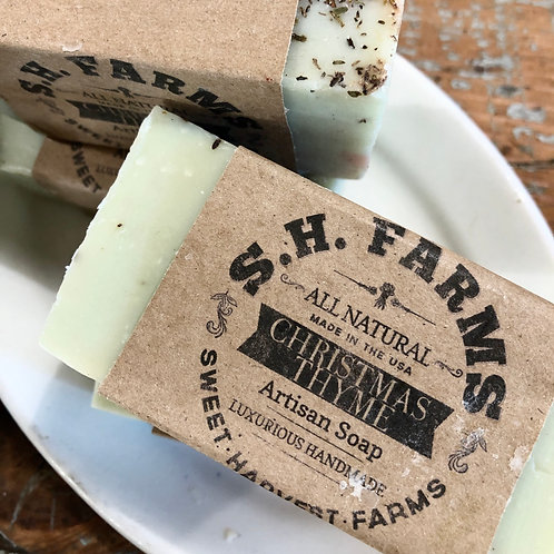 sweet harvest farms soap
