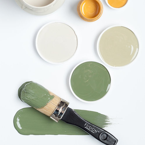 Fusion™ mineral paint: greens