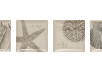 sea life plate