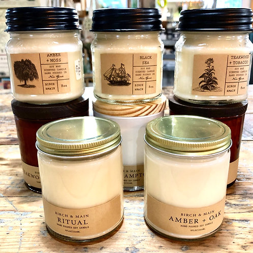 birch & main candles