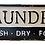 Thumbnail: laundry sign