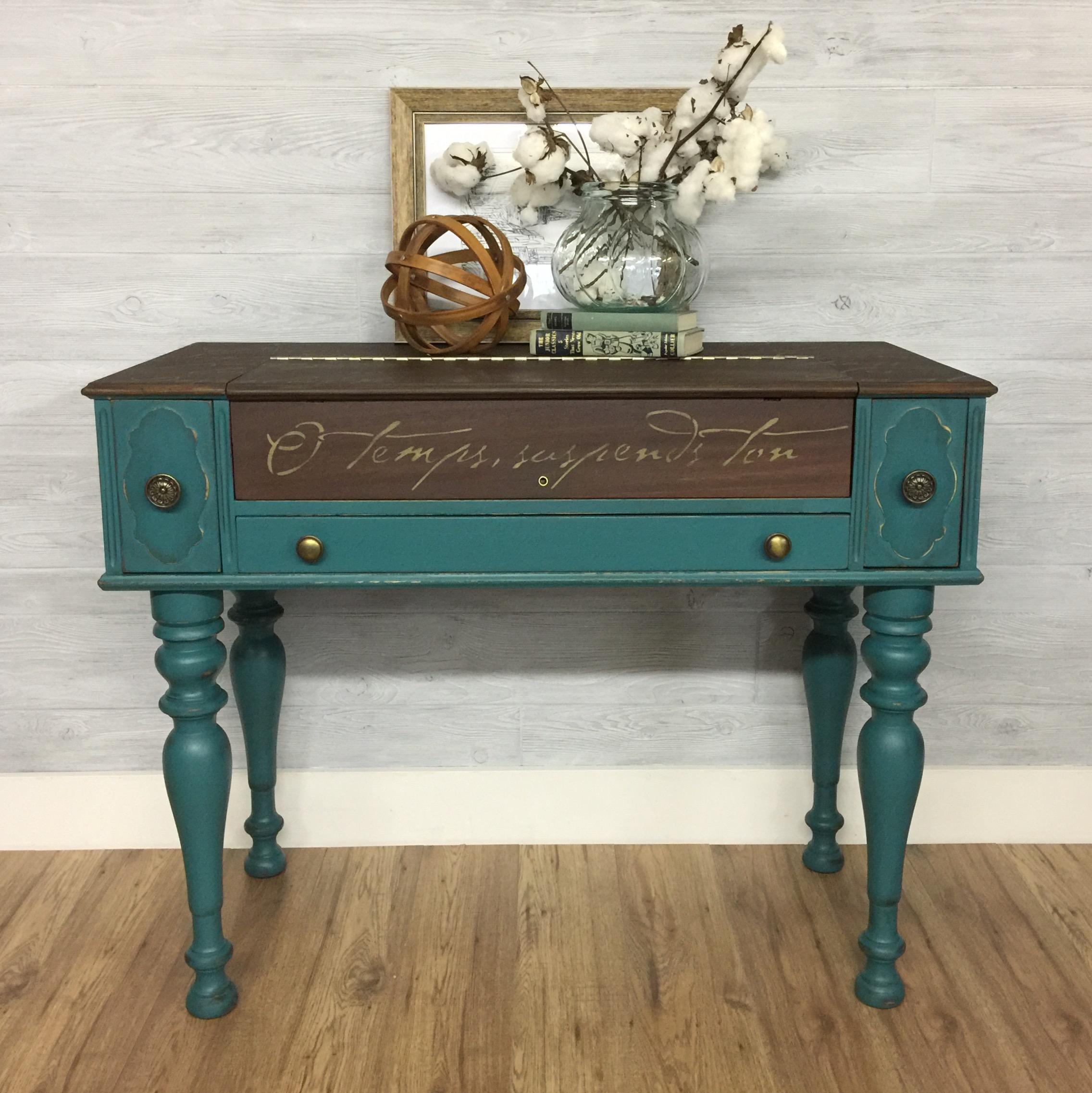 spinet desk