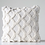 Thumbnail: cotton chenille scalloped pillow