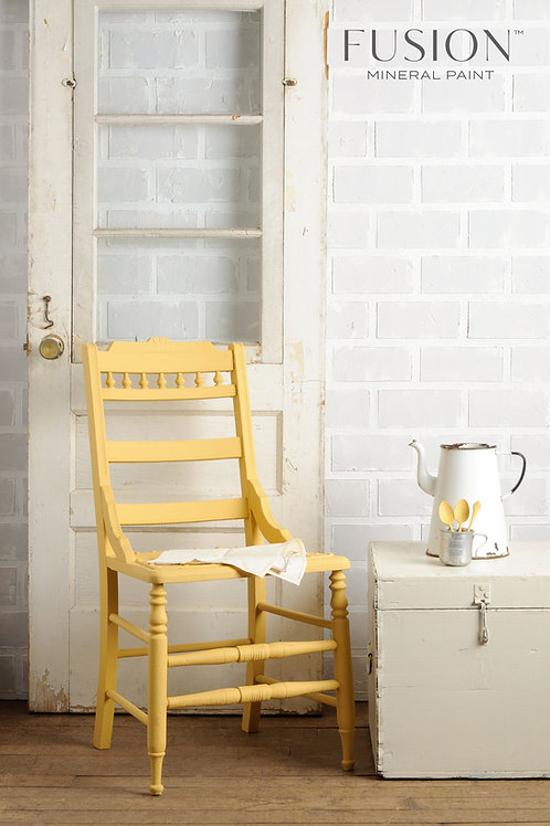 Fusion™ mineral paint: yellows