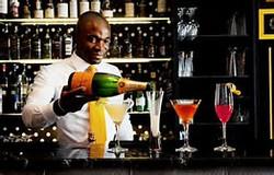 Champagne Bar - Jo'Burg
