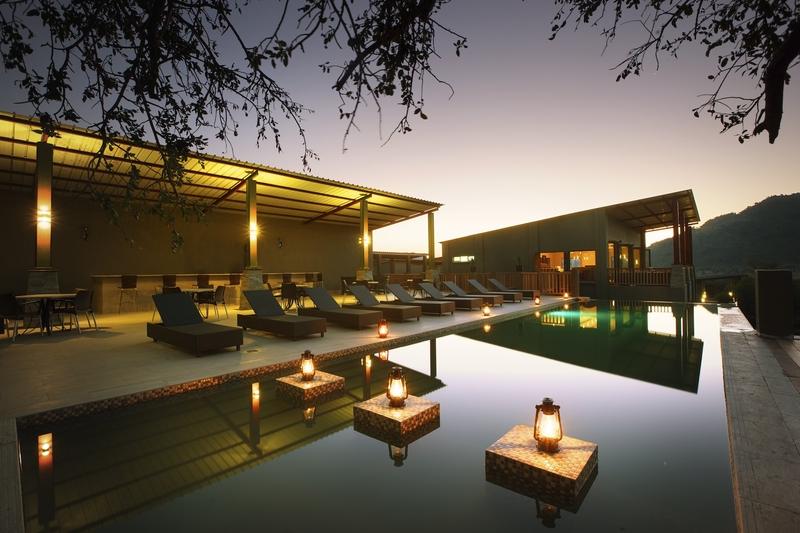 Poolside, Pilanesberg Game Lodge