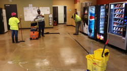 Cleaning Breakroom - 5/15