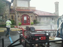 Restaurant Cleanup 7/2012