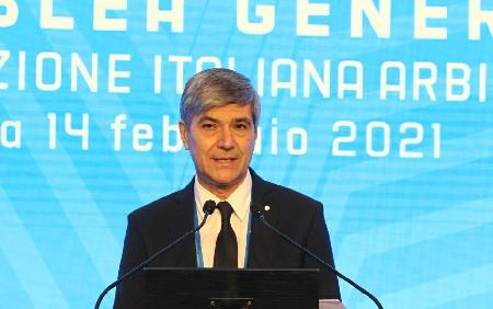 Alfredo Trentalange nuovo presidente
